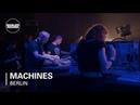 Florian Meindl Sofus Forsberg Naty Seres ZV K with Speedy J Boiler Room Machines Berlin