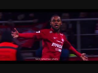 Победный гол Адриано в ворота КС | Nice Spartak Vines
