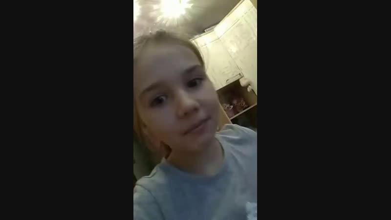 Камила Плотникова - Live