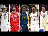 NBA 1st Team All-Defensive Best Defensive Plays From Anthony Davis, Victor Oladipo + More