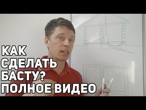 Что такое вентиляция БАСТУ! Как работает вентиляция в бане? Как сделать!?