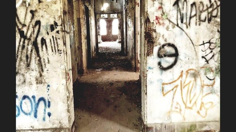 Abandoned Torrance State Hospital