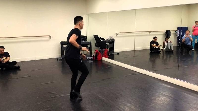 Rodrigo April 2016 Toronto Workshop - Video 1/4 - Musicality Shine with Counts