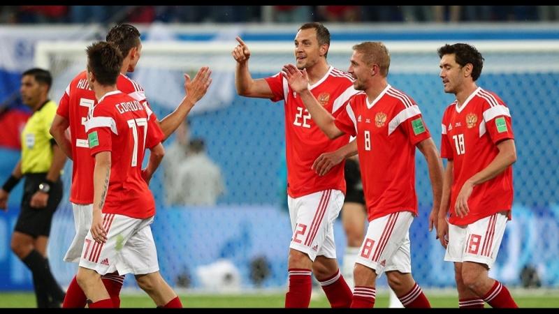Ютуб блокирует. Кострома болеем за наших. Россия - Египет 3:1. Обзор матча.