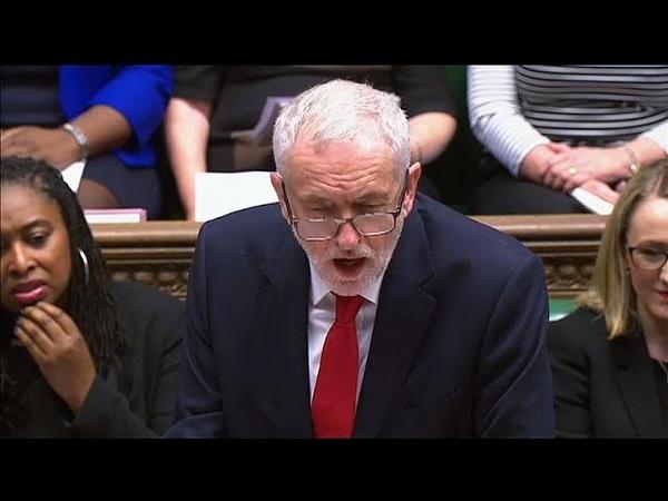 Protest gegen Labour-Chef Corbyn Sieben Abgeordnete verlassen Partei