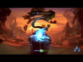 Ori And The Will Of The Wisps (E3 2018 Gameplay Video)
