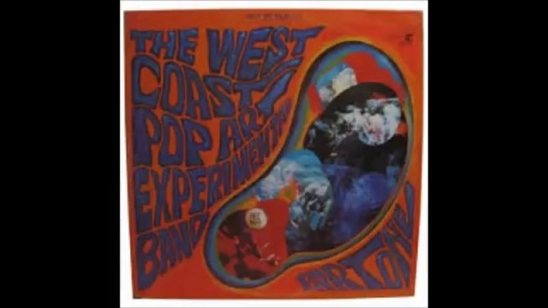 West Coast Pop Art Experimental Band Shifting Sands 1967 US Psych Rock