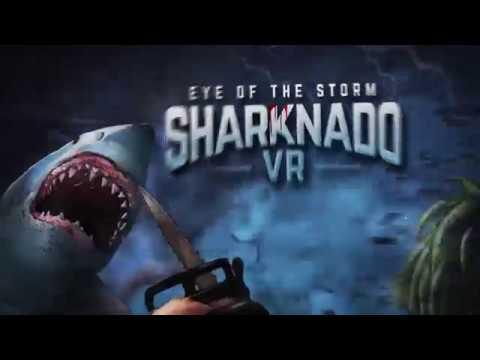 Sharknado VR Teaser Trailer (Autumn VR) - Rift, Vive, PSVR, Arcades