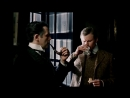 Шерлок Холмс и доктор Ватсон отдыхают