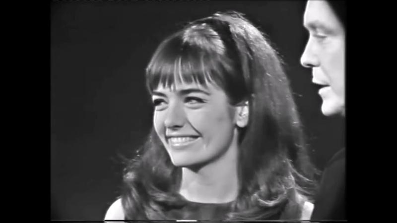 OLIVIA NEWTON - JOHN PAT CARROLL - в программе Time For Terry (1968) ...