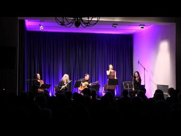 Uzun ince bir yoldayım - Zeynep Bakşi Karatağ - Konser kayıt