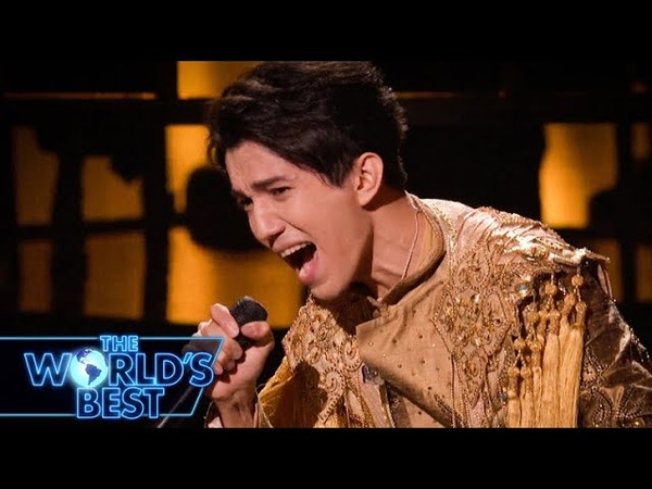 Dimash His 6-Octaves Take On the Battle Round - The Worlds Best