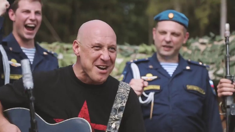супер Новинка от Дениса Майданова клип про ВДВ