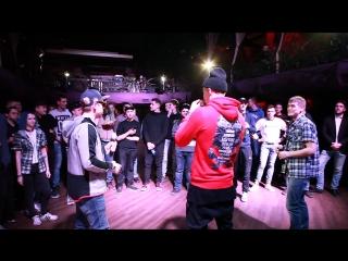 Trash Talker Battle - BUBBA VS MANGUSTO (1 раунд)