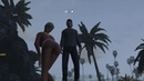 SEXY BEACH DATE GTA V Online Roleplay