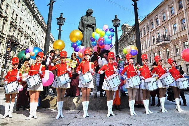 День города Санкт-Петербурга, 2018: Программа мероприятий