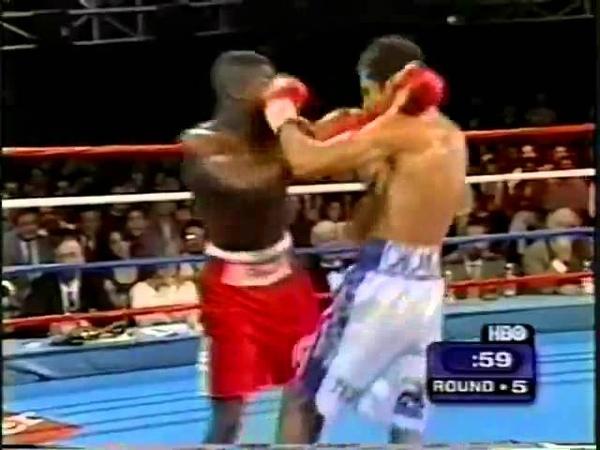 Floyd Mayweather Jr vs Genaro Hernandez Highlights