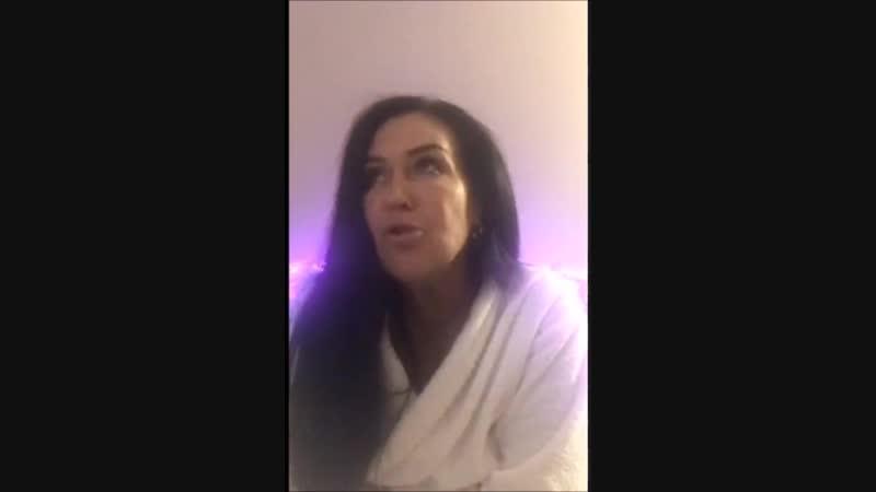 Татьяна Африкантова (из прямого эфира 13 11 2018) Подготовка боем была, но слово не дали