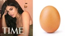 An Egg Has Beaten Kylie Jenner's Record For The Most Liked Photo On Instagram TIME
