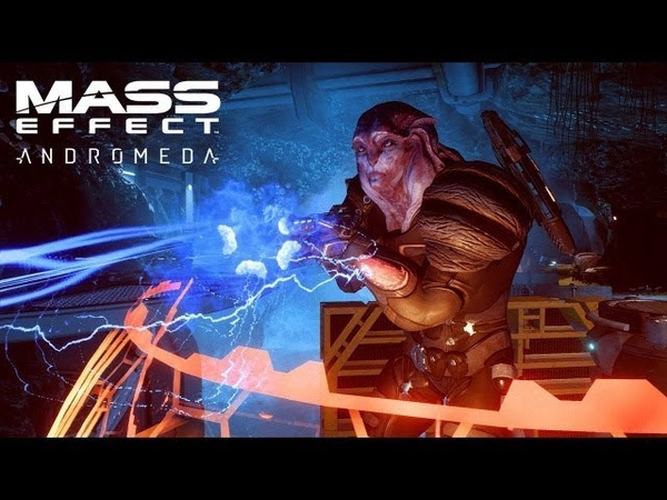 Gold SOLO Angara Exemplar Mass Effect Andromeda Multiplayer BUILD and GUIDE