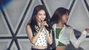 [4K] 180821 CHUNGHA (청하) - 'LOVE U' 직캠 Fancam @G마켓 스마일콘서트