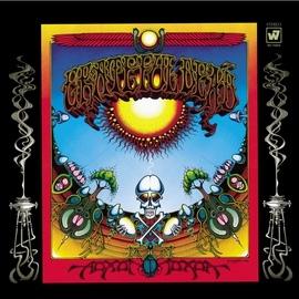 Grateful Dead альбом Aoxomoxoa