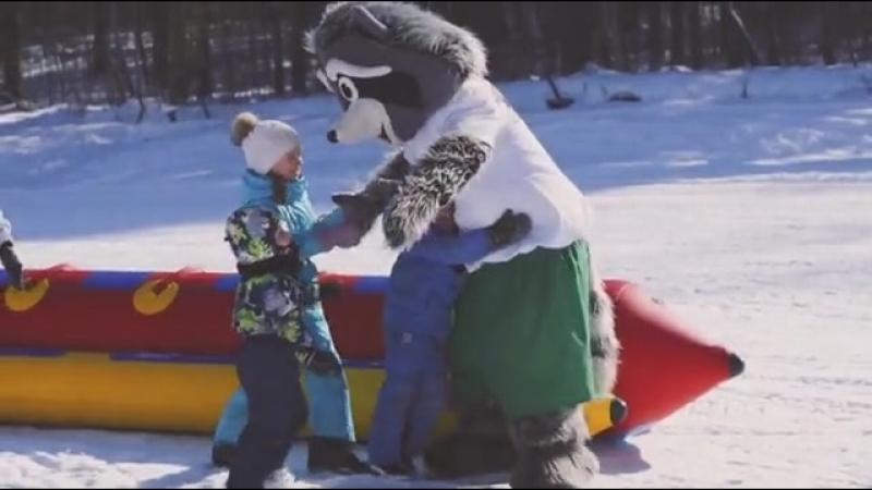 Зима в Сибиряке