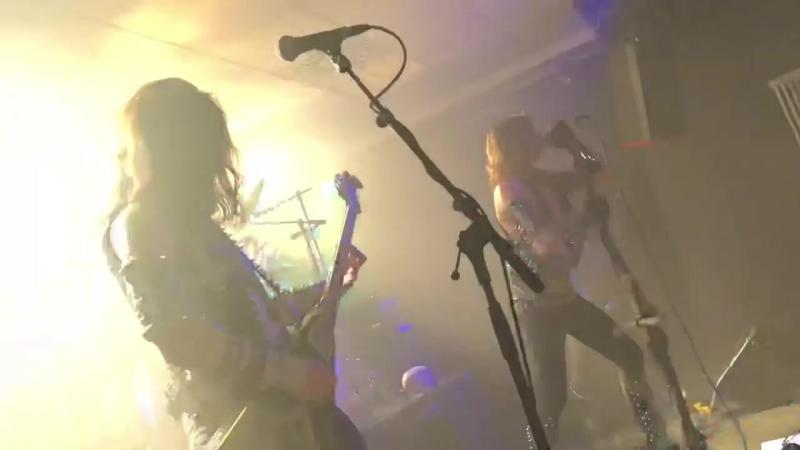Nuctemeron _ Live _ Speed Trash Metal _21.04.2018_ Speed Metal Crossfire_ Bielef