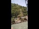 тарзанка 550 метров