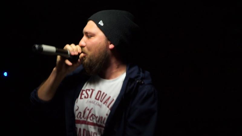 Видеоотчет с культурного хип-хоп мероприятия Свободный микрофон