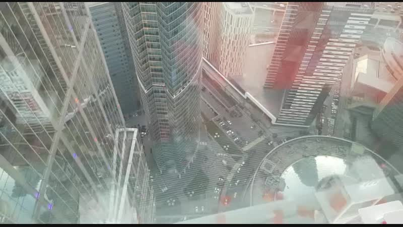 Москва сити 63 этаж