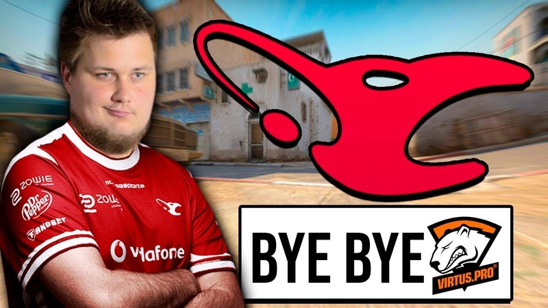 SNAX JOINS MOUSESPORTS! - Virtus Pro SNAX HIGHLIGHTS | CSGO