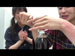 Iwata Momoka _ Kojima Karin _ Cola Mentos