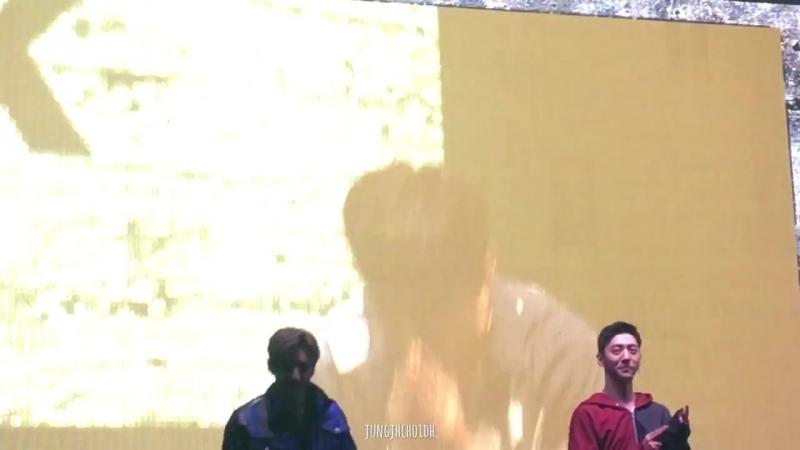 [FANCAM] [23.06.18] B.A.P LIMITED in Bangkok: Daehyun Birthday Project