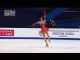 Alina ZAGiTOVA Free Winner European 2017