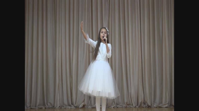 МБОУ СОШ № 88 г.Ижевск,Казанцева Вера Ангелы - Международный конкурс Мир музыки.