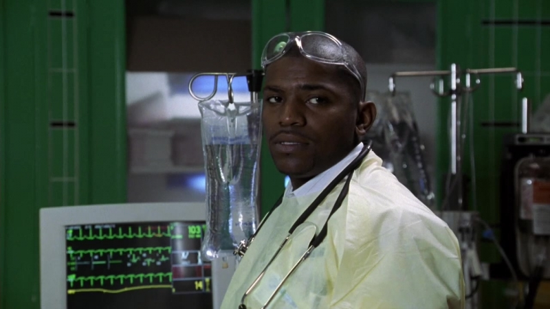 Скорая помощь ER 9 сезон 14 серия Полная независимость No Strings Attached
