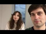 Елена Устинова и Денис Дорошенко о курсе «Организация и soldout продвижение концертов»