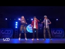 Nonstop Dytto Poppin John - World of Dance Los Angeles