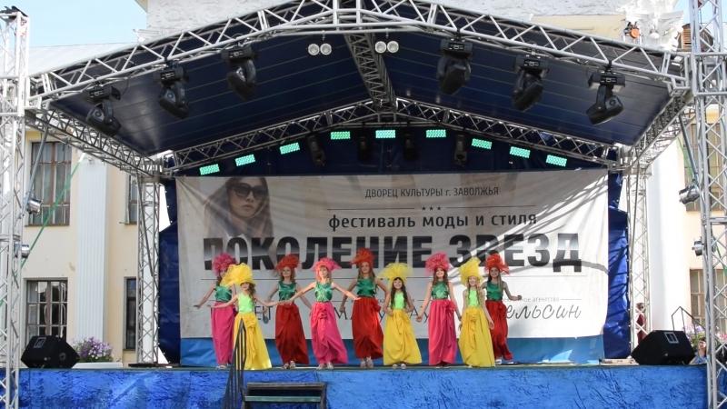 Фестиваль моды и стиля ПОКОЛЕНИЕ ЗВЕЗД 2017, Бразилия