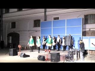 Ночь музеев 2018 = SHAMROCK Irish Dance School = ирландские танцы