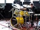 Kim Plainfield Live Masterclass Modern Drums from IIRITI Strumenti Musicali.MOV