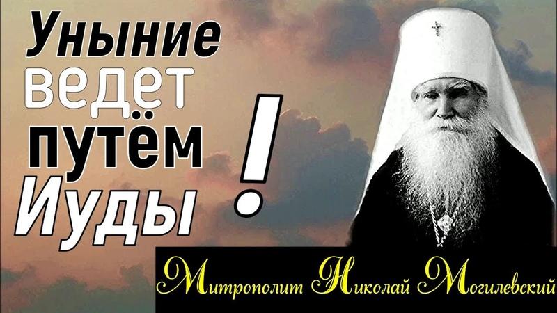 Что есть УНЫНИЕ. Помоги, Господи, не унывать - Митрополит Николай (Могилевский)