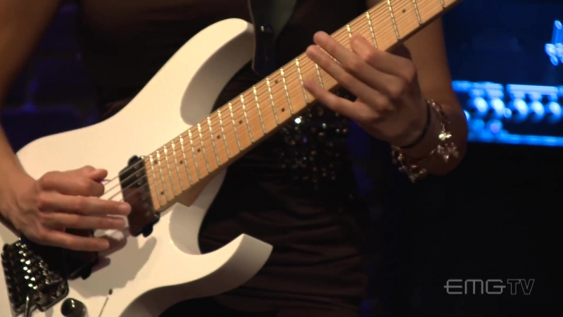 "Tony MacAlpine and band perform _""Tears of Sahara_"" on EMGtv"
