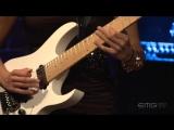 Tony MacAlpine and band perform _Tears of Sahara_ on EMGtv
