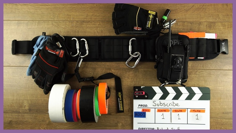 Filmmaker's Utility Pouch | The Film Look