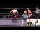 Hikaru Shida vs. Kazuhiro Tamura vs. Tetsuya Ido Chinko Pro-Wrestling - 05.03.2018