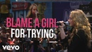Sabrina Carpenter - Can't Blame a Girl for Trying (Official Lyric Video)