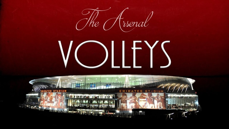 Volleys ● Arsenal FC