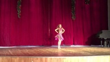 Дарья Крейс Табла Соло 2016 Танцы дети
